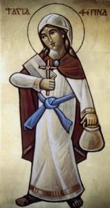 Sainte Véréna
